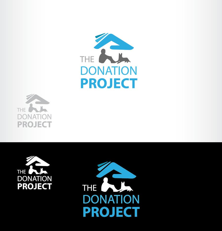 #113 for Logo Design for The Donation Project by oscarhawkins