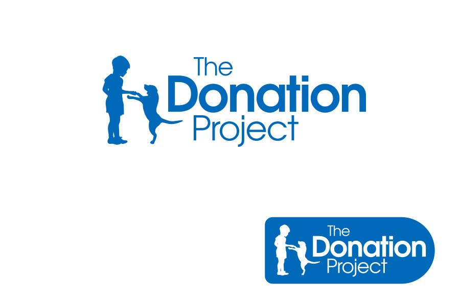 #91 for Logo Design for The Donation Project by neXXes