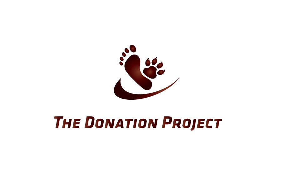 #154 for Logo Design for The Donation Project by CTLav