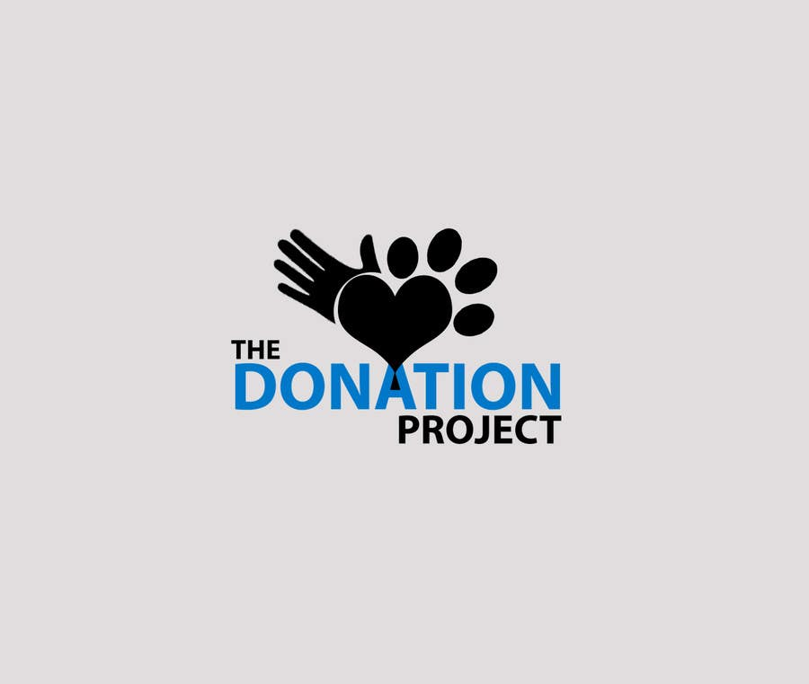 #131 for Logo Design for The Donation Project by venug381
