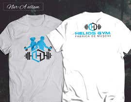 #5 untuk Who wants to design some cool T-shirts for a gym ? oleh nurallam121