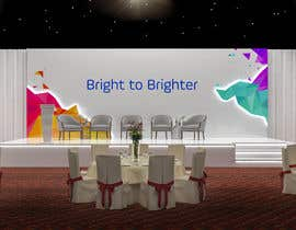 #6 for 3d backdrop design af boyaputra92