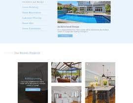 #22 for Design a website for a Builder/Carpenter af codecorneres
