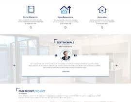 #36 for Design a website for a Builder/Carpenter af rosepapri