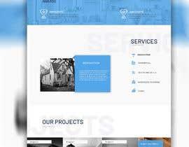 #34 for Design a website for a Builder/Carpenter af prashansa14