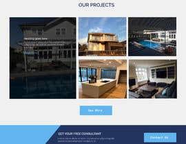#41 for Design a website for a Builder/Carpenter af KManpreet29