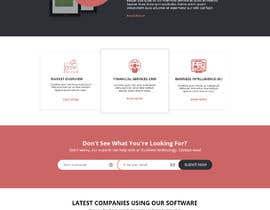 #25 untuk Create a landing page oleh pradeep9266