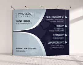 Nro 24 kilpailuun Backdrop Banner design käyttäjältä chandrabhushan88