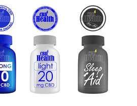 #3 untuk Packaging design for bottle oleh eduardkamenov