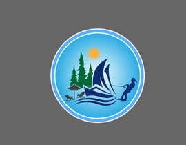 #155 для Green Iguana Logo for a land and water sports equipment rental business від mdsajib54