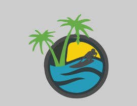 #158 для Green Iguana Logo for a land and water sports equipment rental business від mdsajib54