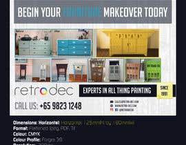 Nro 31 kilpailuun Design a half-page Magazine Ad käyttäjältä Nuuhashahmed