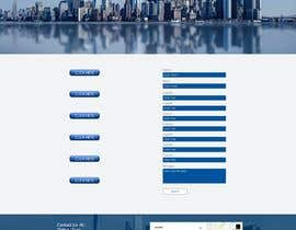 #8 for Design responsive website landing page, following and existing design by raja776