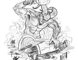 #25 for Hell's Bells Illustration by bernardostaviski
