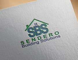 #56 untuk Logo Design for Construction Company - Sendero Building Solutions oleh mdshamsul550