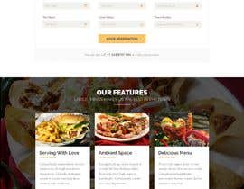 nº 22 pour Design a Website Mockup for Mexican Restaurant par stylishwork