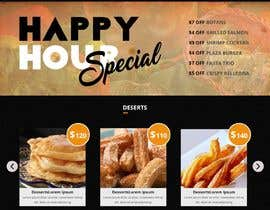 nº 12 pour Design a Website Mockup for Mexican Restaurant par satishandsurabhi