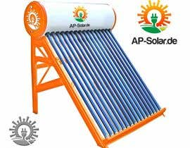 #124 for Logo Design for AP-Solar.de af ImArtist