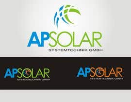 #41 para Logo Design for AP-Solar.de por xahe36vw