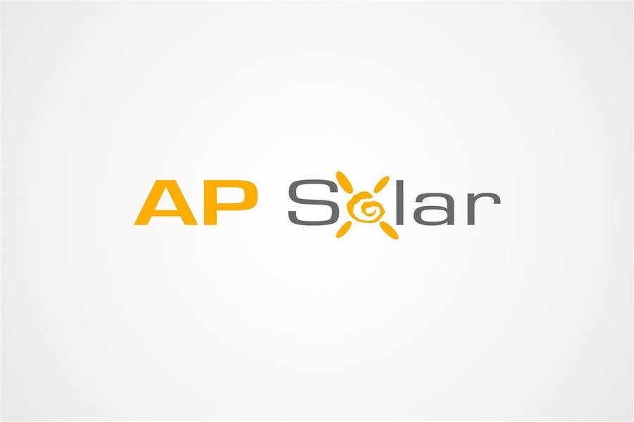 Inscrição nº 75 do Concurso para Logo Design for AP-Solar.de
