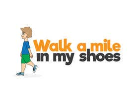 #1 for Design a business card with logo  - Walk a mile in my shoes by marcelorock