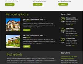 #25 for Landing Page Mockup for JP Housing by FALL3N0005000