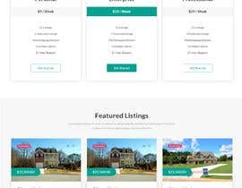 #37 for Landing Page Mockup for JP Housing by FALL3N0005000