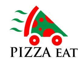 #12 for Logo Pizza Eat by abdulkadernoman4