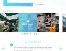 #26 for Design a travel consultant personal website af ncsdesign
