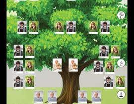 #42 cho Creative layout of Genealogical Tree - A1 size bởi savitamane212