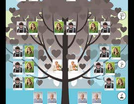 #66 cho Creative layout of Genealogical Tree - A1 size bởi savitamane212