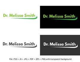 nº 2 pour Dr Melissa  Smith logo par AbsoluteArt