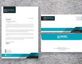 #25 untuk Letterhead and envelope design oleh vistarindia