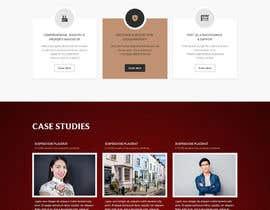 #59 untuk Design a New Website Mockup (Just Design, No Code)! oleh csatya