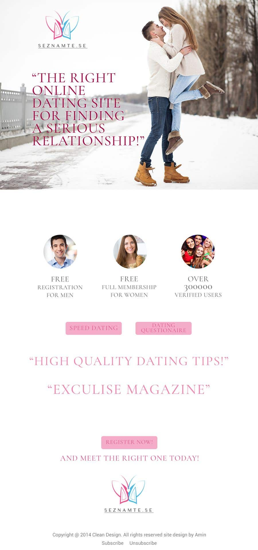 Dating site se