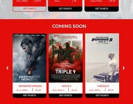 #5 for Movie Theatre Website with Ticketing by W3WEBHELP