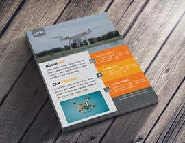 #16 for Simple Flier - Drone Company by mohiuddin610