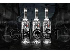 #23 for Bring Ghost Tequila to life in a hypothetical poster by RayaLink