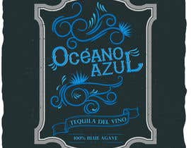 #41 for Design a (fermented) Tequila Bottle Label by sudhalottos