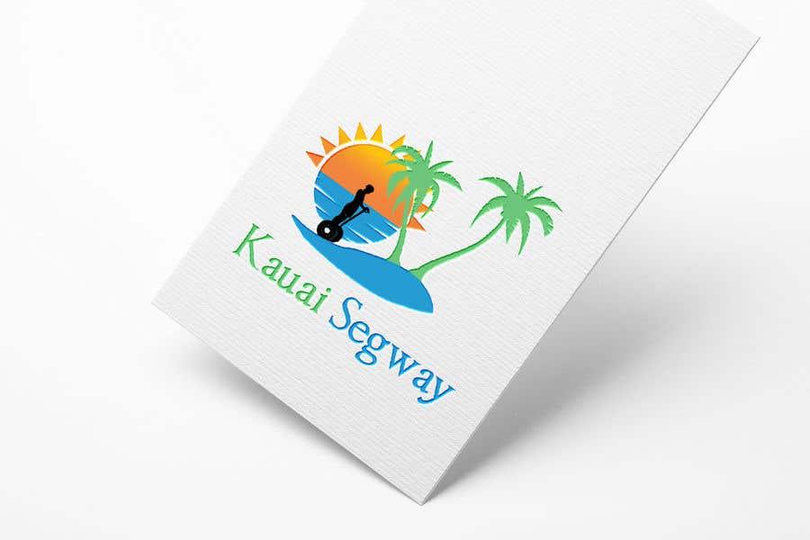 Contest Entry #482 for Kauai Segway Logo
