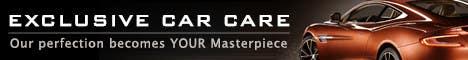 Bài tham dự cuộc thi #244 cho Banner Ad Design for Exclusive Car Care