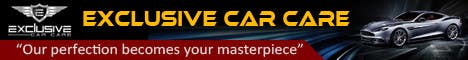 Конкурсная заявка №380 для Banner Ad Design for Exclusive Car Care