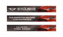 Bài tham dự #248 về Graphic Design cho cuộc thi Banner Ad Design for Exclusive Car Care