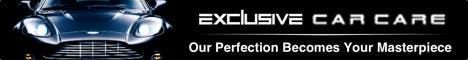 Bài tham dự cuộc thi #391 cho Banner Ad Design for Exclusive Car Care