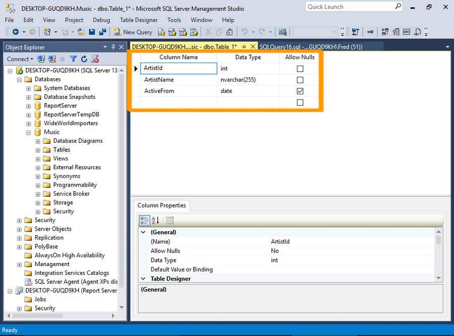 Entry #4 by kolbalish for Help with PostgresSQL- Version 2 1