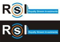 Logo Design for Royalty Stream Investments için Graphic Design40 No.lu Yarışma Girdisi