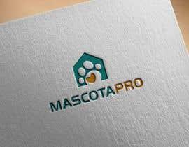 Nro 11 kilpailuun Design Logo and Site Icon for MascotaPro käyttäjältä tonubd98