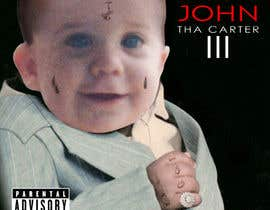 #5 untuk Photoshop My Baby Picture Existing Album Art oleh arthur2341