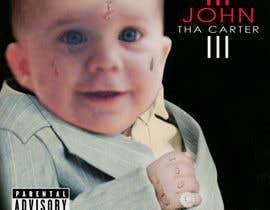 #7 untuk Photoshop My Baby Picture Existing Album Art oleh RANEA