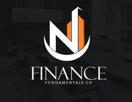 #41 untuk Creat a company logo design with letterhead and business cards for the company name is: (FINANCE FUNDAMENTALS Co.) oleh vanessavalera